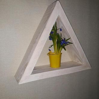 Поличка - трикутник