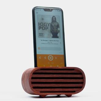 Колонка для IPhone. Підсилювач звуку.