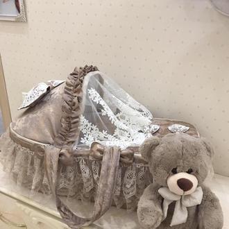 Люлька- переноска для новорождённых !!!