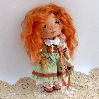 Кукла текстильная Миледи