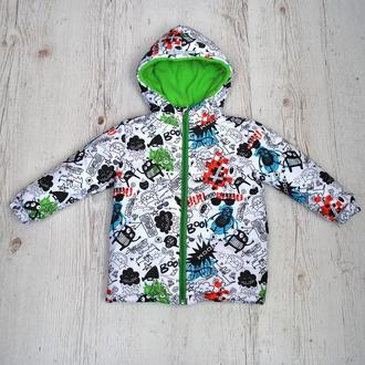 Куртка дитяча демісезонна Воо