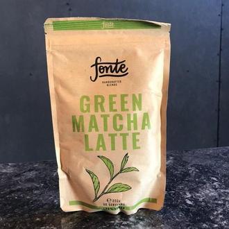 ЗЕЛЕНИЙ МАТЧА ЛАТТЕ Fonte Green Matcha Latte 250g.