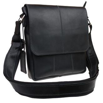 Именная кожаная мужская сумка «Forward» S серия, 4 цвета