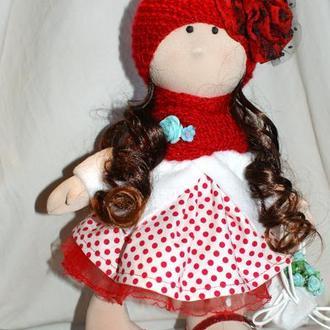 Авторская куколка Леди Ю
