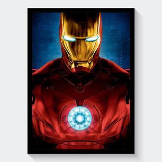 Постер А3 Iron Man / Железный Человек
