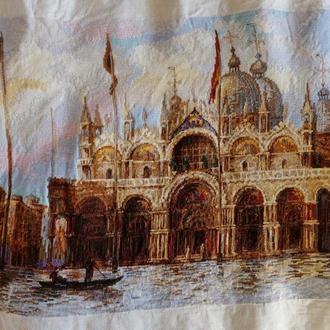 "Вишита картина ""Венеція. Площа Сан-Марко"""