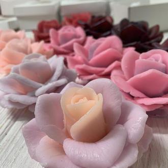 Парфюмированное мыло из цветочной серии «Роза»