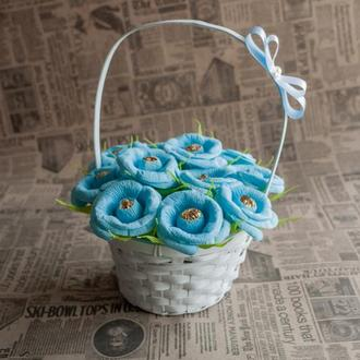 Букет з цукерок арт. А4012