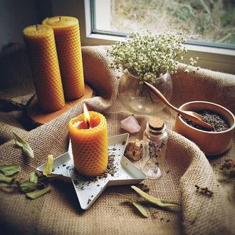 Натуральные свечи