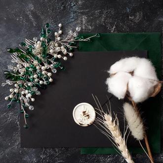 гребень в прическу гребень для волос гребень для невесты