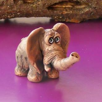Сувенир в виде слона Фигурка слоника