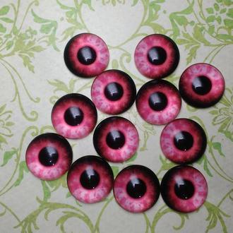 Глаза кабошоны 16 мм №81