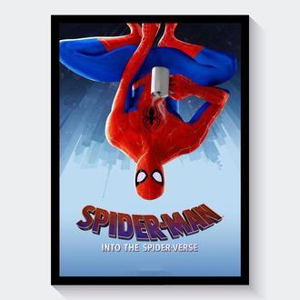 Постер Человек-паук: Через вселенные / Spider-Man: Into the Spider-Verse
