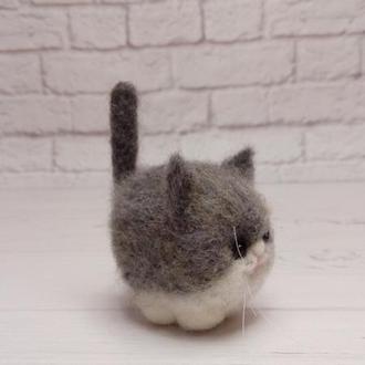 Іграшка кіт. Кішка. Котик. Кошеня. Коти. Котики