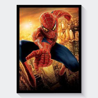 Постер Человек-паук / Spider-Man