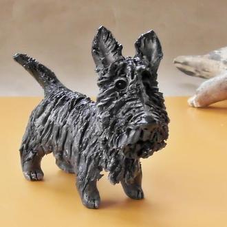 Статуэтка Скотч-терьера scottish terrier