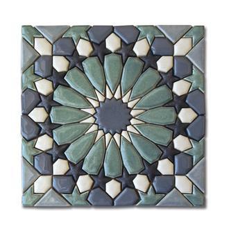 Керамическая мозаика ручной работы MOROCCAN DELIGHT