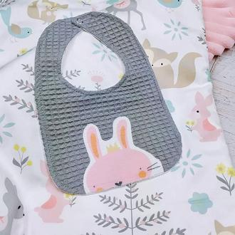 Слюнявчики для малышей до 1,5 лет