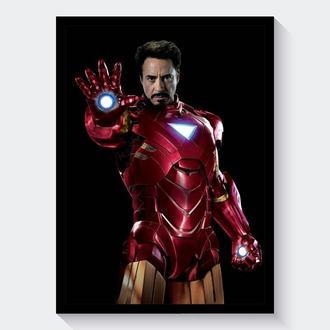 Постер Мстители / Avengers (Тони Старк / Железный Человек / Iron Man)