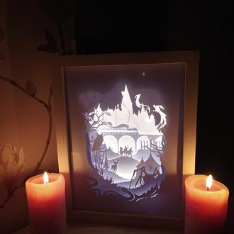 "Ночник светильник ""Гарри Поттер"""