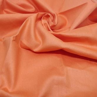 Ткань хлопок рыжий