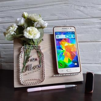 Подставка под телефон Для мамы