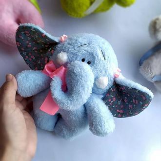 Игрушка плюшевая Слон