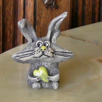 Фігурка зайця фігурка у вигляді зайчика