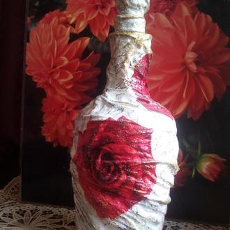 """Сувенирная работа """"Розы"""""""