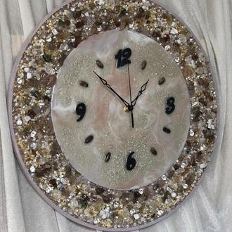 Настенные красивые часы