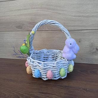 Детский пасхальную корзину, пасхальная корзина для детей