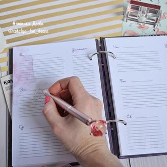 Планер , ежедневник, блокнот, планнер