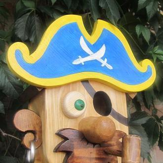 """Скворечник """"Пират"""""""