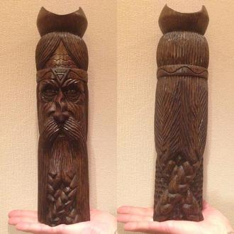 ВЕЛЕС - славянский бог мудрости. Способствует в обретении тайных знаний, достатка