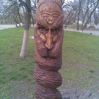 СТРИБОГ - славянский бог ветров, покровитель мореплавателей, рушитель старого и созидатель нового