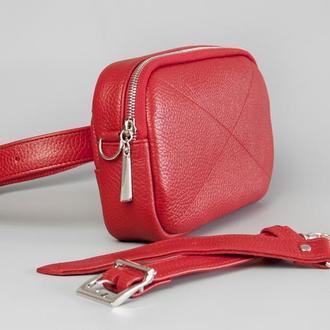Sandra Waist Bag red (артикул: wb021.15)