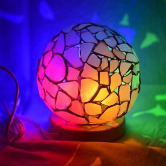"""Сенсорный светодиодный светильник """"Магический шар"""""""
