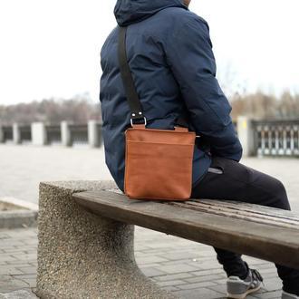 Мужская сумка месседжер