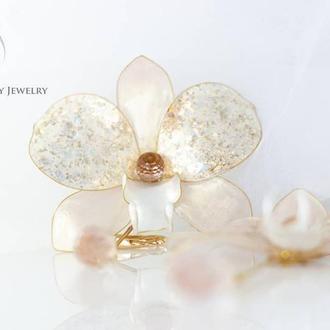 Золотые Орхидеи