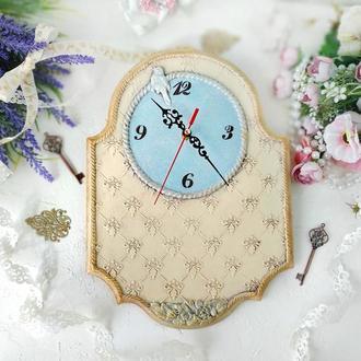 """Часы настенные """"Пташка"""""""