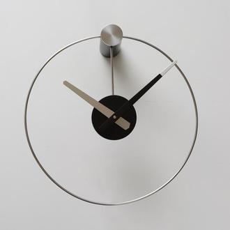 Часы настенные Wire, металл
