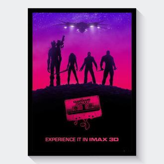 Постер Стражи Галактики / Guardians of the Galaxy