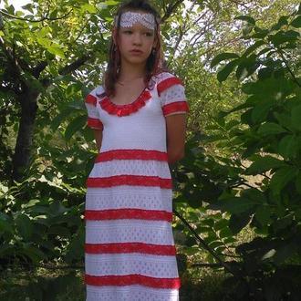 "Платье ""Рустик"""
