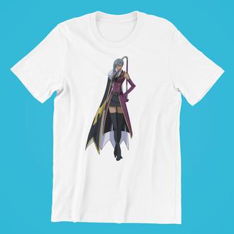 Мужская футболка с принтом аниме №8