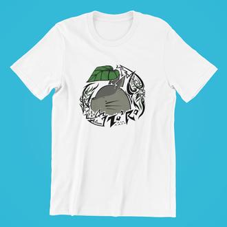 Мужская футболка с принтом аниме №17
