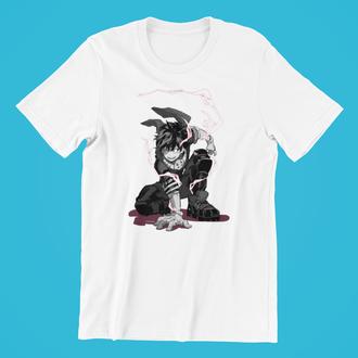 Мужская футболка с принтом аниме №19
