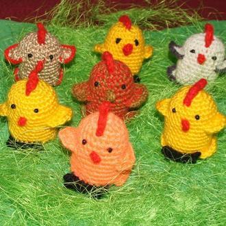 Пасхальный цыпленок - Великоднє курча