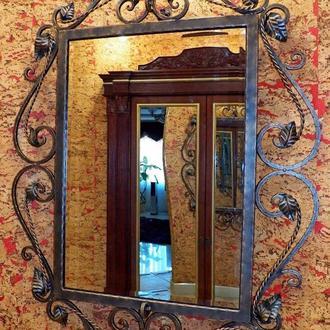 Коване дзеркало