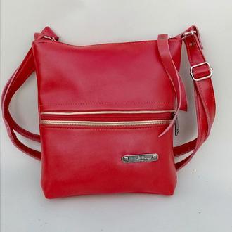 Коданая сумочка через плечо