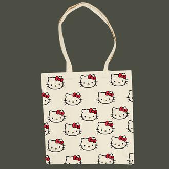 Эко сумка шоппер с Хелоу Кити